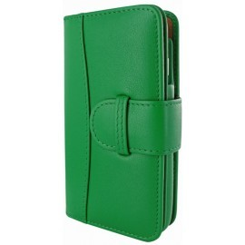 Piel Frama Wallet iPhone 6(S) groen