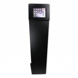 Tablet vloerstandaard Securo Kiosk iPad Pro 9.7 Inch zwart