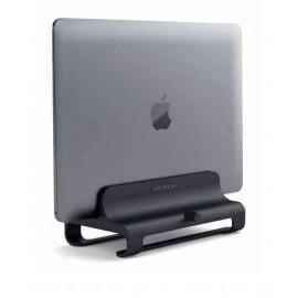 Satechi Aluminum Laptop Stand Vertical Matte Black