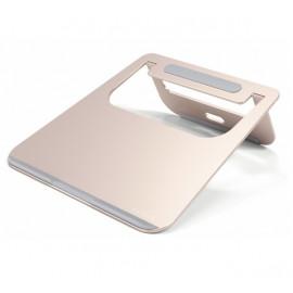 Satechi Aluminium Portable Laptop rose goud