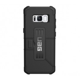 Urban Armor Gear Hard Case Samsung Galaxy S8 Metropolis zwart