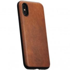 Nomad Rugged Case iPhone X bruin