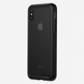 Nomad Hexagon Case IPhone X zwart