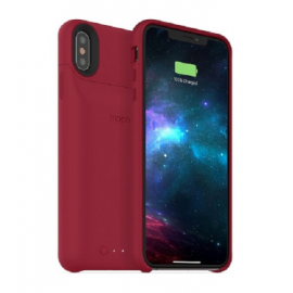 Mophie Juice Pack Access iPhone Xs Max rood