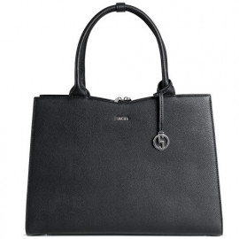 Socha Laptoptas 15,6 inch Straight Line zwart