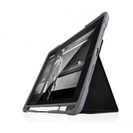 """STM Dux Plus iPad Pro 12.9"""" zwart"""
