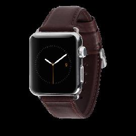 Case-Mate Signature Strap Apple Watch 42/44 mm bruin