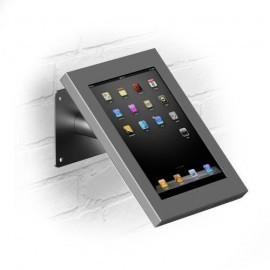 Tablet muurstandaard / wandhouder Securo iPad Mini 1/2/3 en Galaxy Tab grijs