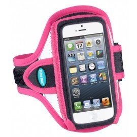 Tune Belt Sport armband AB87RP iPhone 5(S)/5C/SE roze