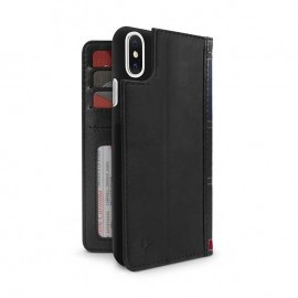 Twelve South BookBook iPhone X / XS zwart