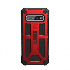 UAG Hard Case Galaxy S10 Monarch Crimson rood