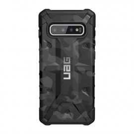 UAG Hard Case Galaxy S10 Pathfinder Midnight Camo zwart