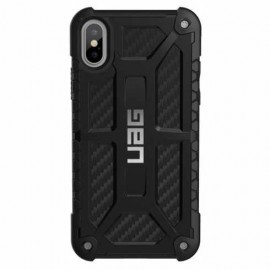 UAG Monarch Carbon iPhone X zwart