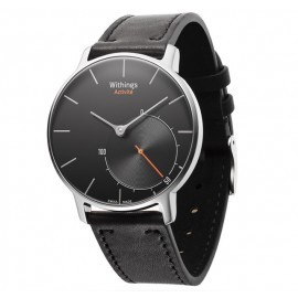 Withings Activé Black smartwatch / activity tracker 36 mm