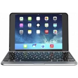 ZAGG Slim Book case/keyboard iPad Mini 4 zwart