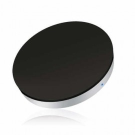 ZENS single wireless charger zwart