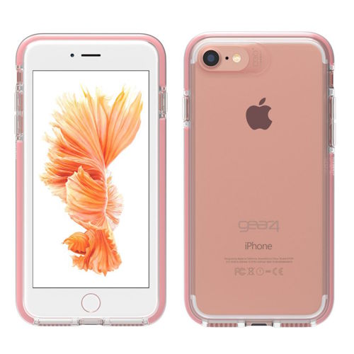 GEAR4 D3O Piccadilly Apple iPhone 7 Rose Gold