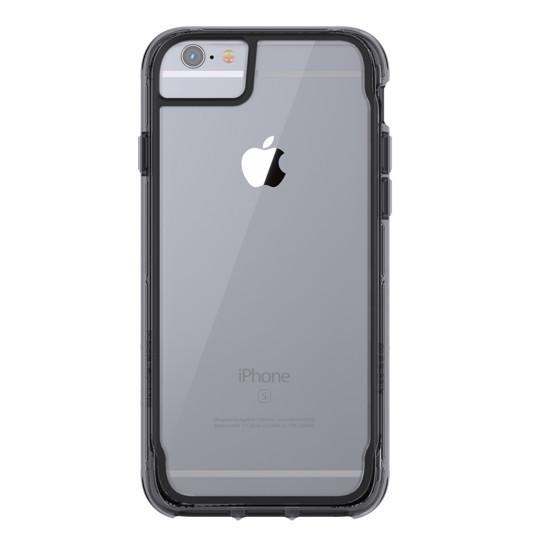 Griffin Survivor Clear Iphone 6/6s/7/8 Helder/zwart