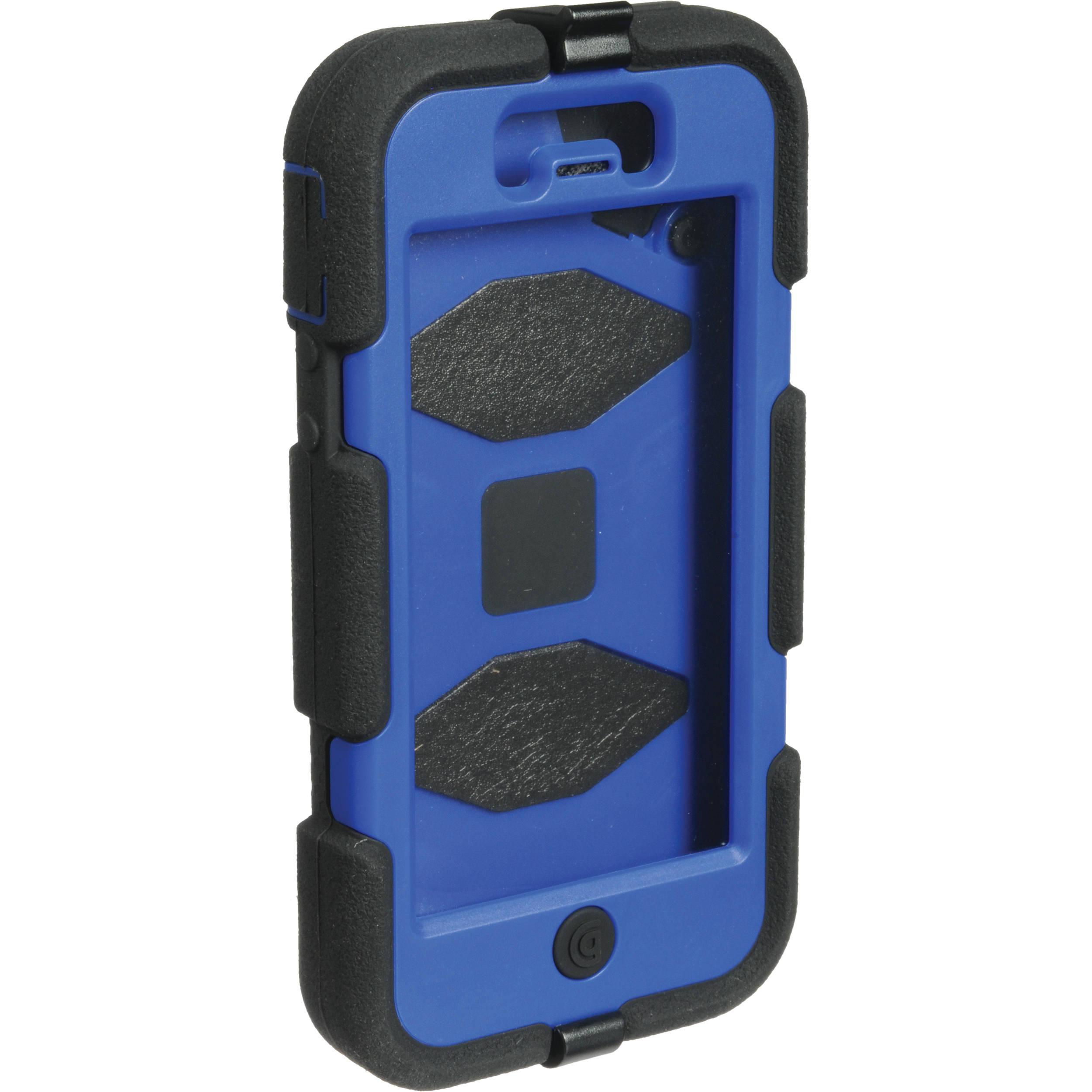 Griffin Survivor All-terrain Hardcase Iphone 5 Blauw