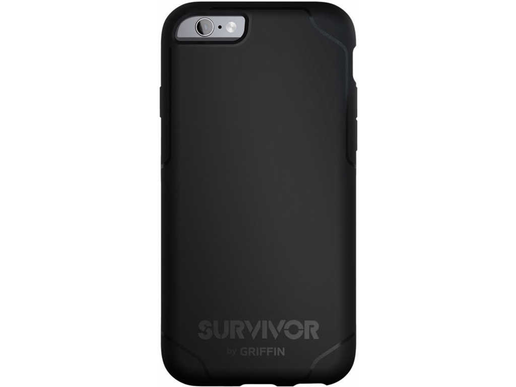 Griffin Survivor Journey Mobile iPh. 7+-Dual-6-s+ Blk-Gry (GB42815)