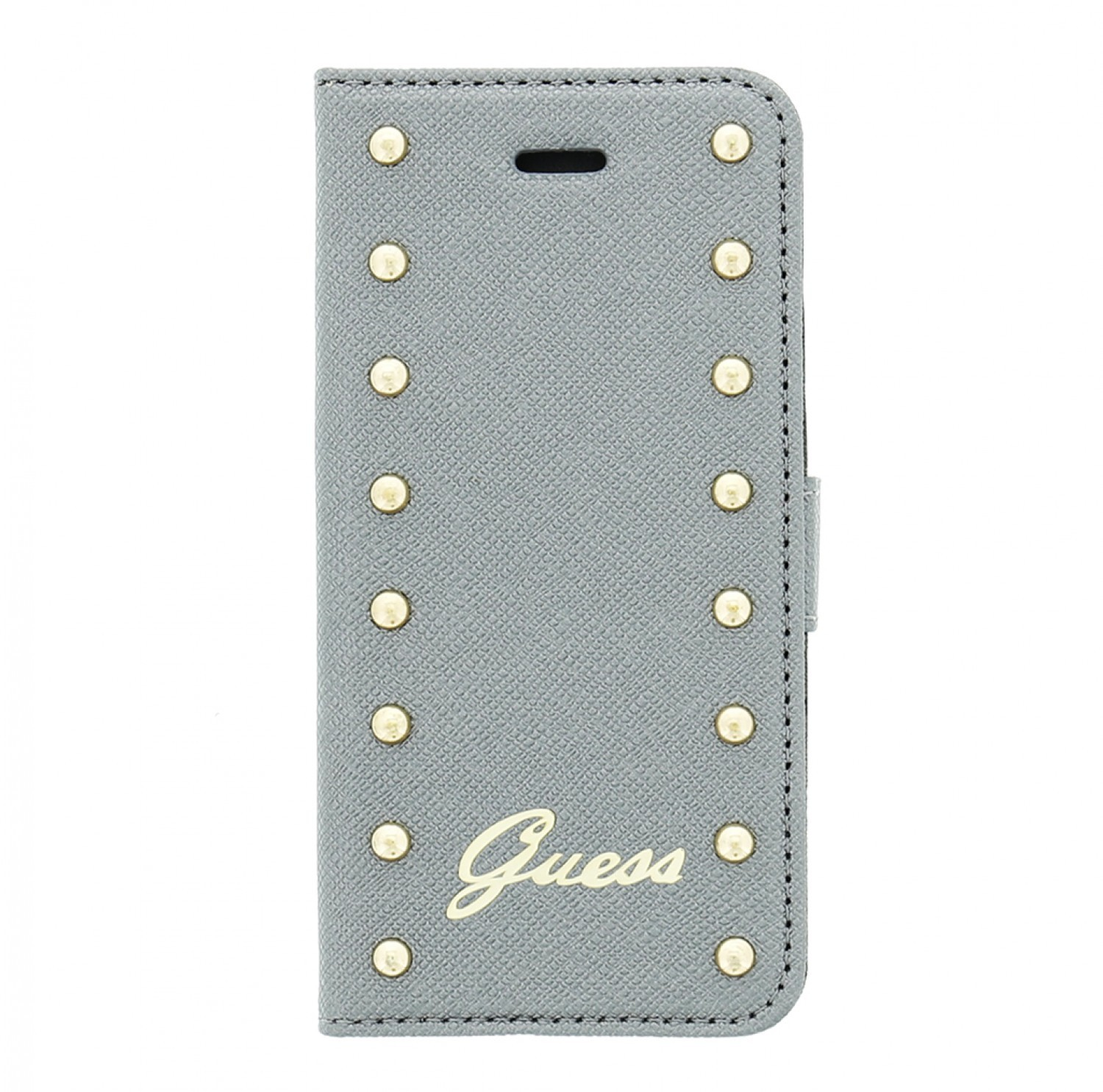 Guess Booktype Silver iPhone 6 Plus-6S Plus