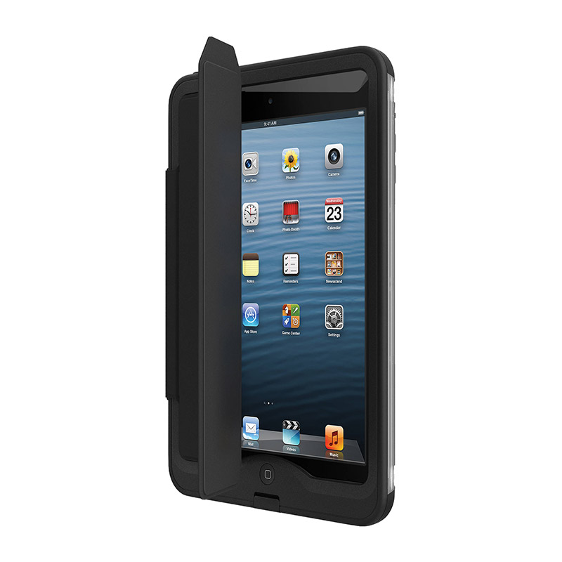 Lifeproof Nand�and�d Portfolio Cover + Stand Ipad Mini 1/2/3 Zwart