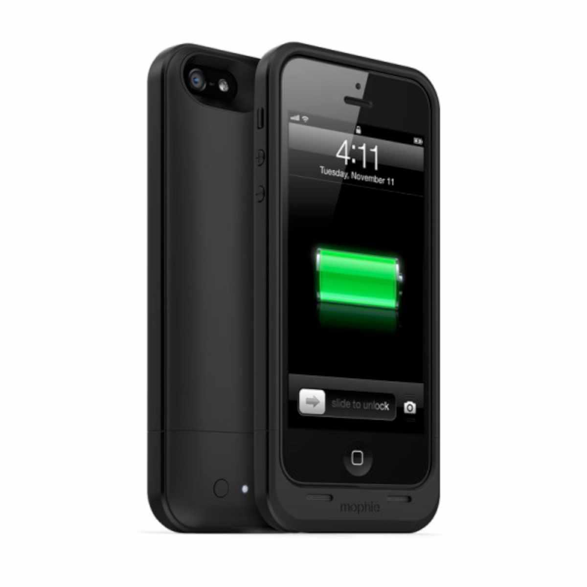 MOPHIE JUICE PACK AIR BLACK IPHONE 5-5S