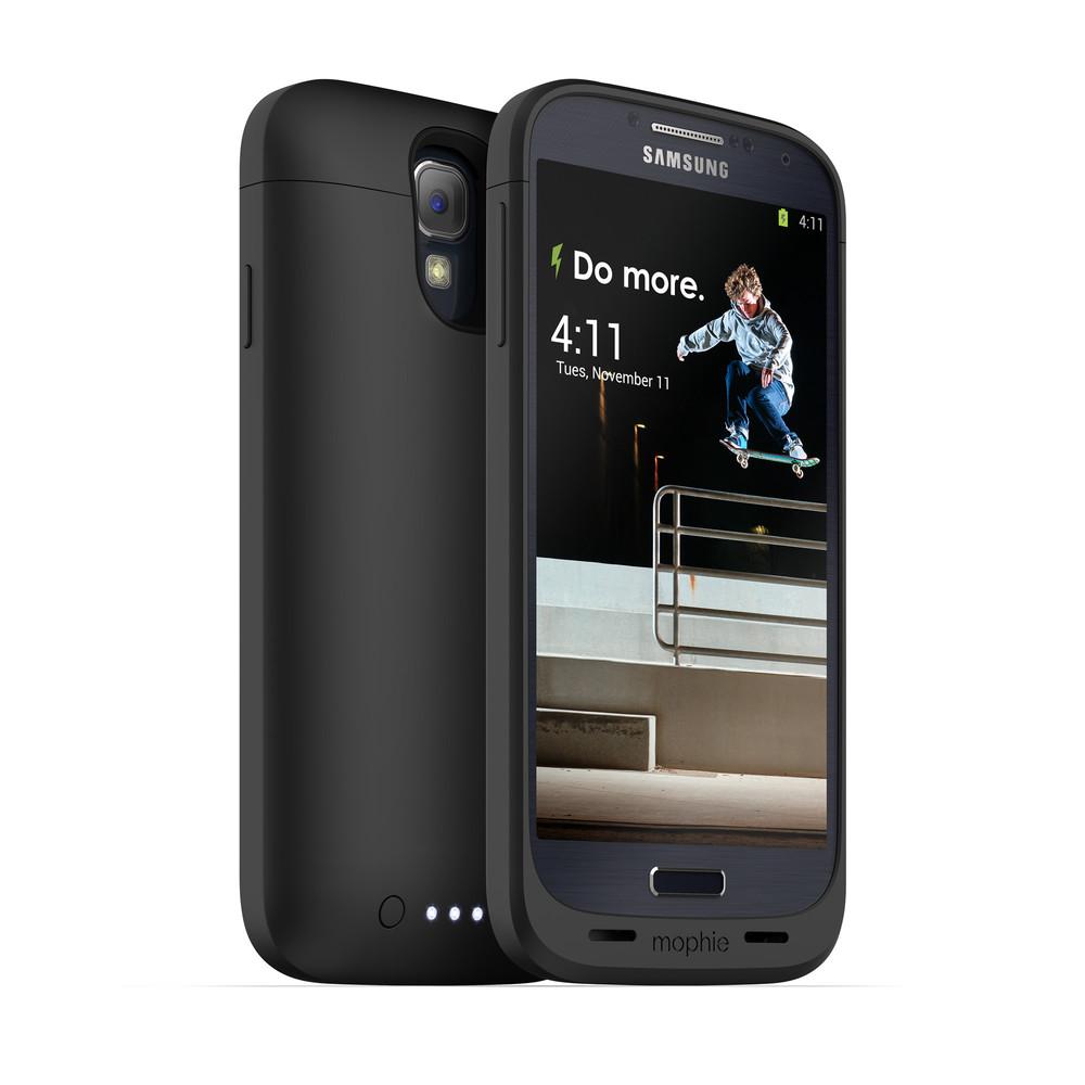 Mophie Juice Pack Galaxy S4 Zwart