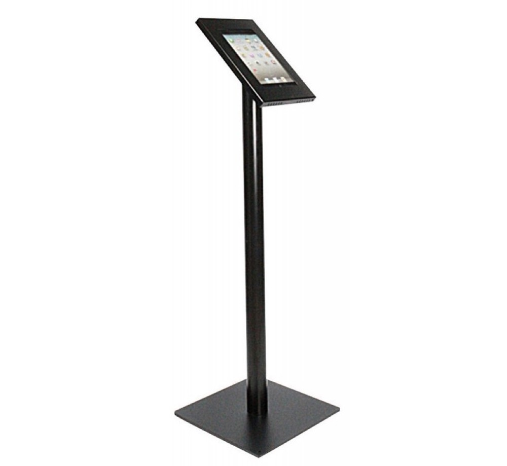 Ergo Tablet floor stand model Silver for 9-11.1i tablets portrait-landscape (0634949464649)