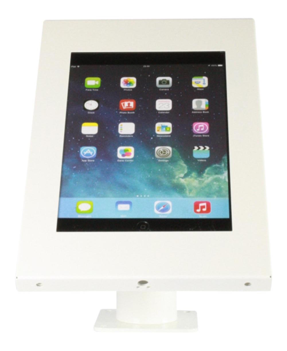 Ergo Tablet wall mount tubed model Silver for 9-11.1i tablets portrait-land (0682858601136)
