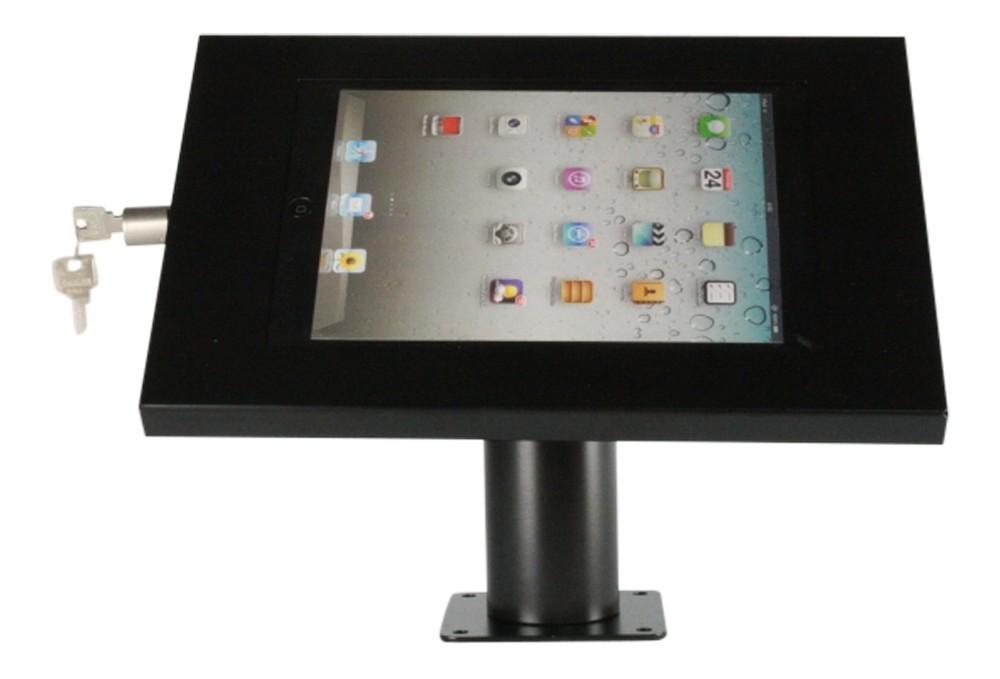 Ergo Tablet wall mount tubed model Silver for 9-11.1i tablets portrait-land (0634949464601)