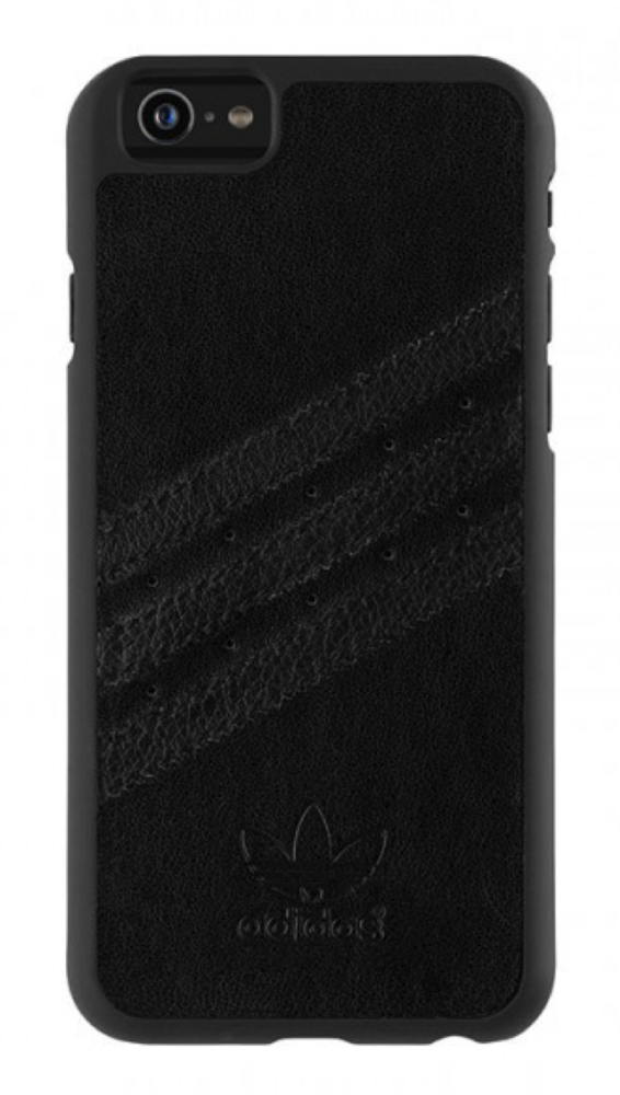 adidas Originals Moulded Case Black-Black iPhone 6-6S