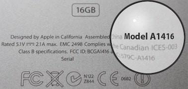 iPad Modell