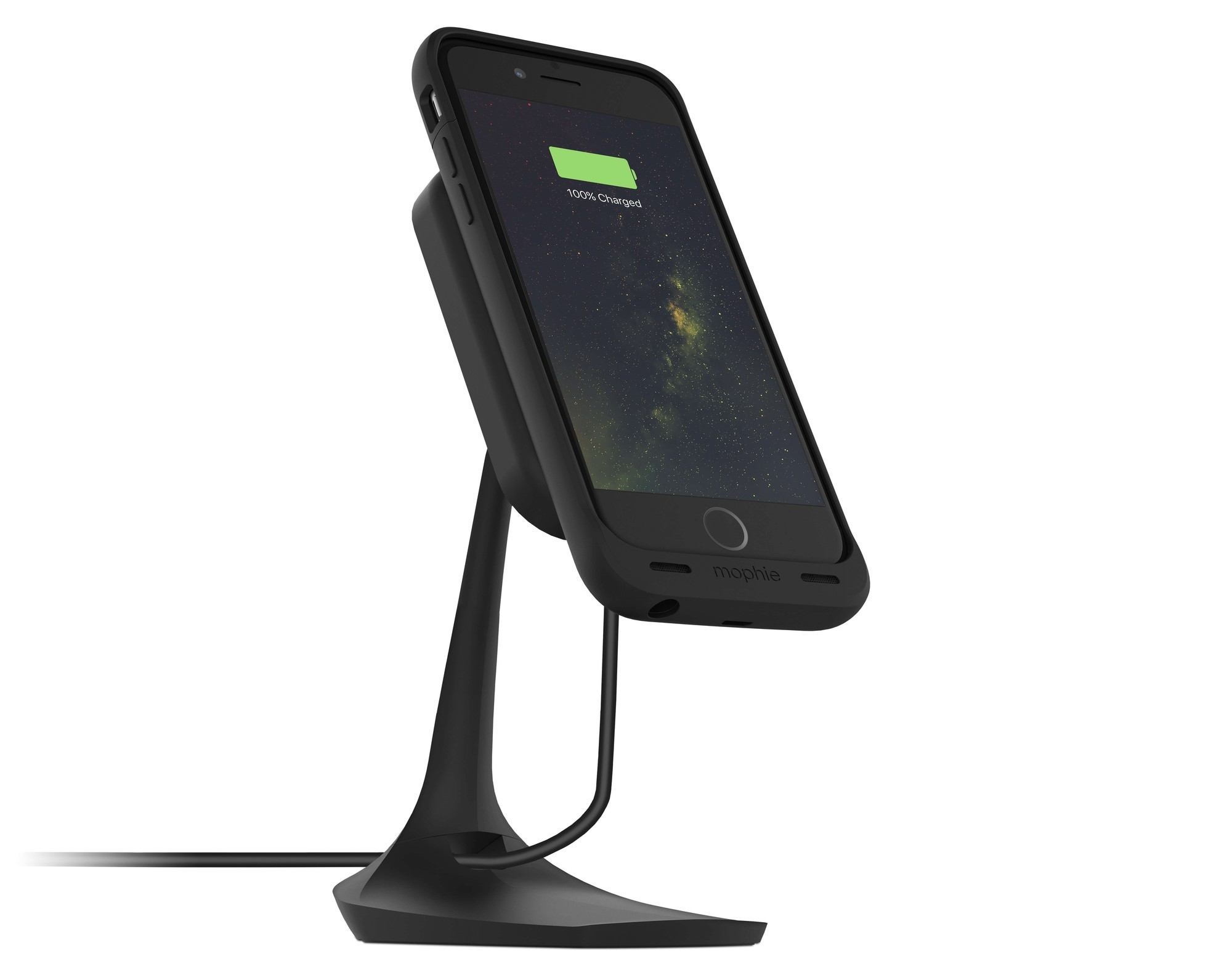 Wireless Charging Desk Mount